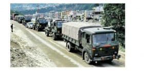 News - Indian Combatants Clasp Roles At Lac In Ladakh Bearing Pla And Opposing Climates - Trend Press Wire