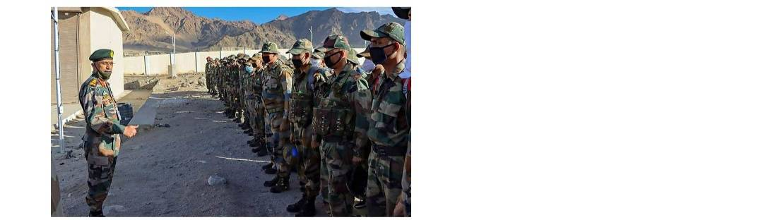 News - Microwave Limbs Utilized By China At Lac? Fake Announcement, Affirms Army - Trend Press Wire