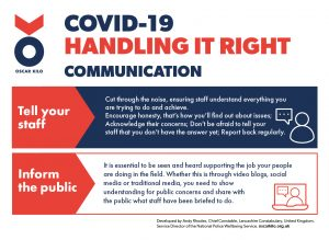 Covid-19 Handle It The Right Way