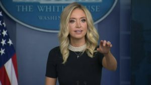 Fox News Slash Off From Trump's Press Secretary As She Shoved Foundationless Lawsuits Of Election Crime