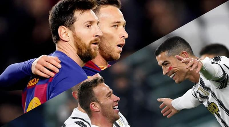 Cristiano Is More Sociable Than Messi As A Teammate